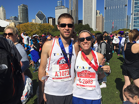 Team TAPS Runners - Chicago