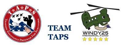 Team TAPS and Windy25 Logos