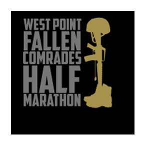 West Point Fallen Comrades Half Marathon logo